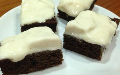 Recipe: Ginger Cake