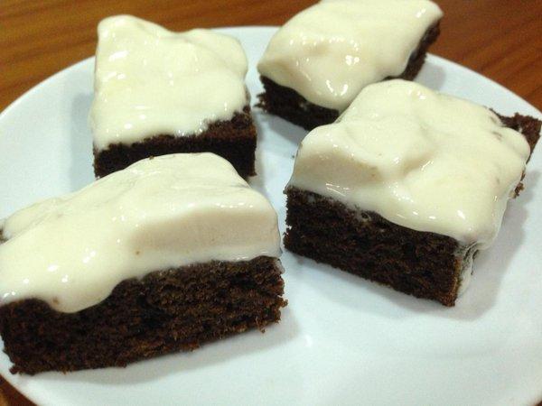 Recipe: Ginger Cake