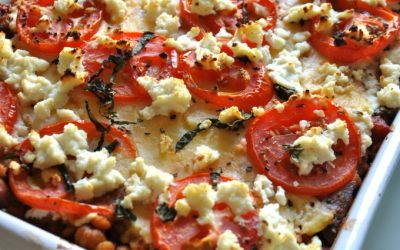 Recipe: Veggie Bake with Ricotta