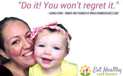 Meet Lianne, Eat-Healthy Lose-Weight Graduate